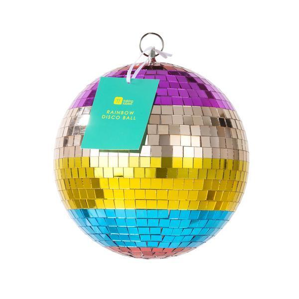 Talking Tables boho discoball