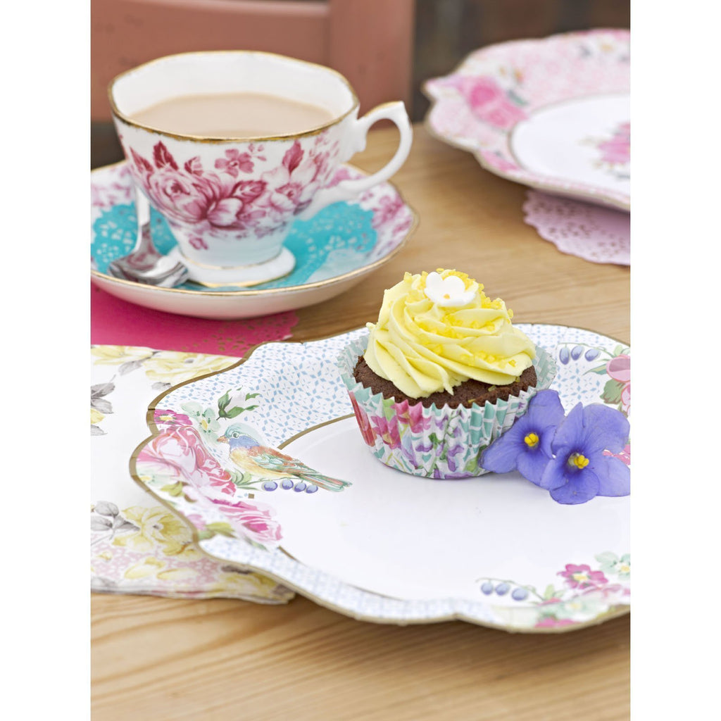 Talking Tables truly scrumptious medium plate 12 pack
