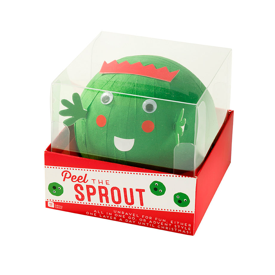 Christmas Entertainment Wonderball Sprout