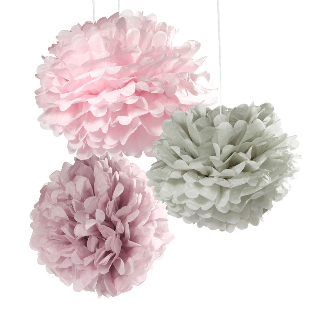 Talking Tables Decadent Decs Oslo Pom Poms