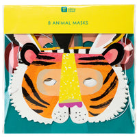 Party Animals paper mask