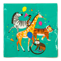 Party Animals napkin