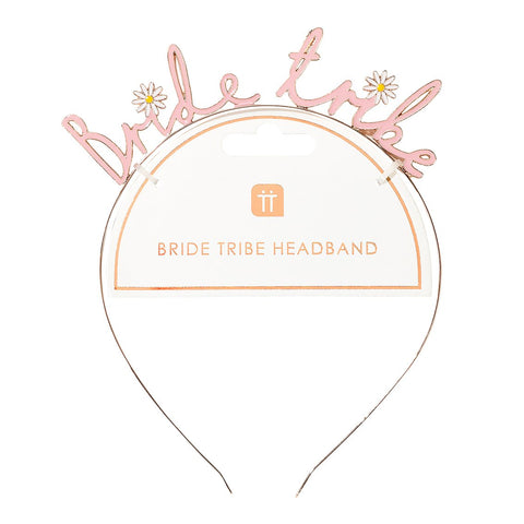Blossom Bride Bride Tribe Headband - Talking Tables EU Public
