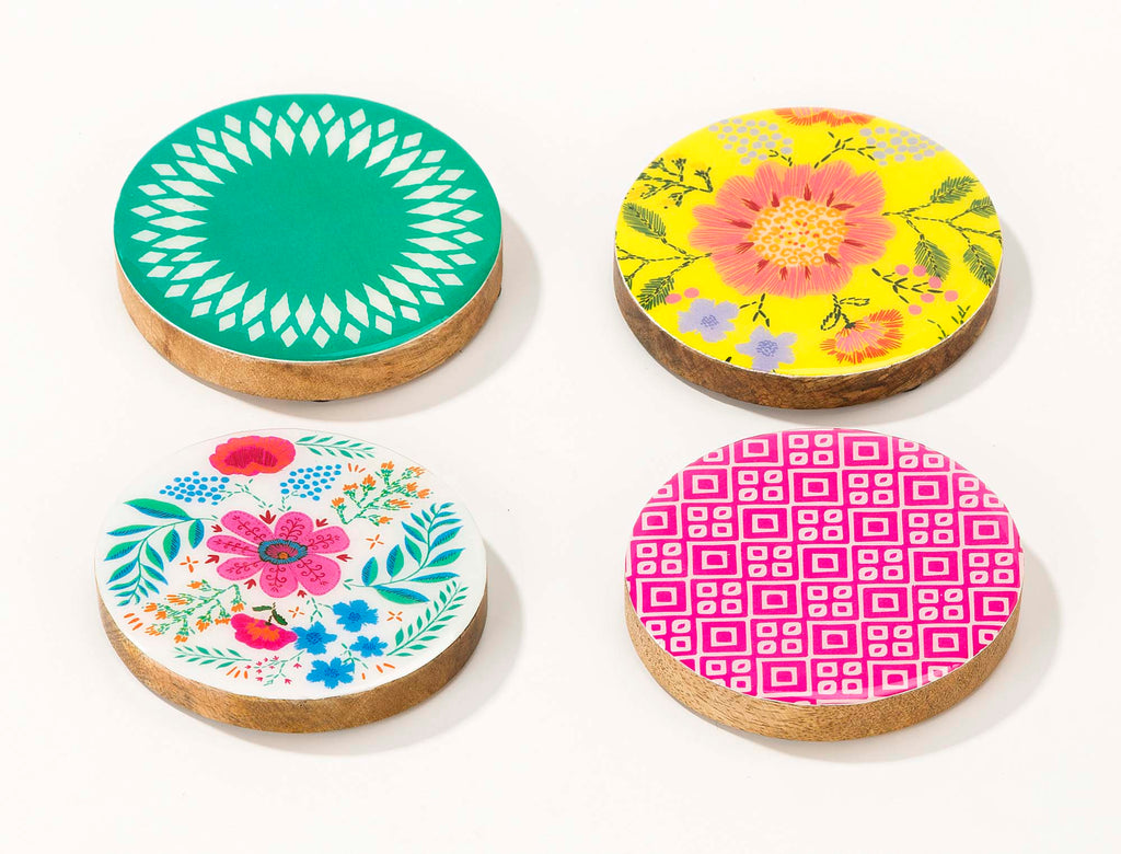 Global Gathering Coasters