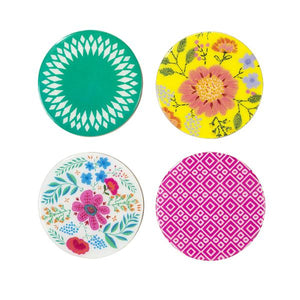 Talking Tables Global Gathering Coasters