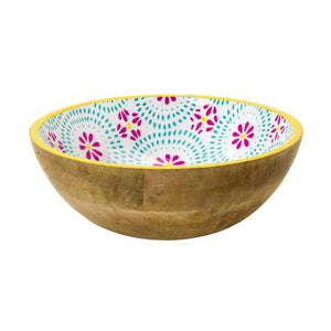 Global Gathering Large Mango Bowl