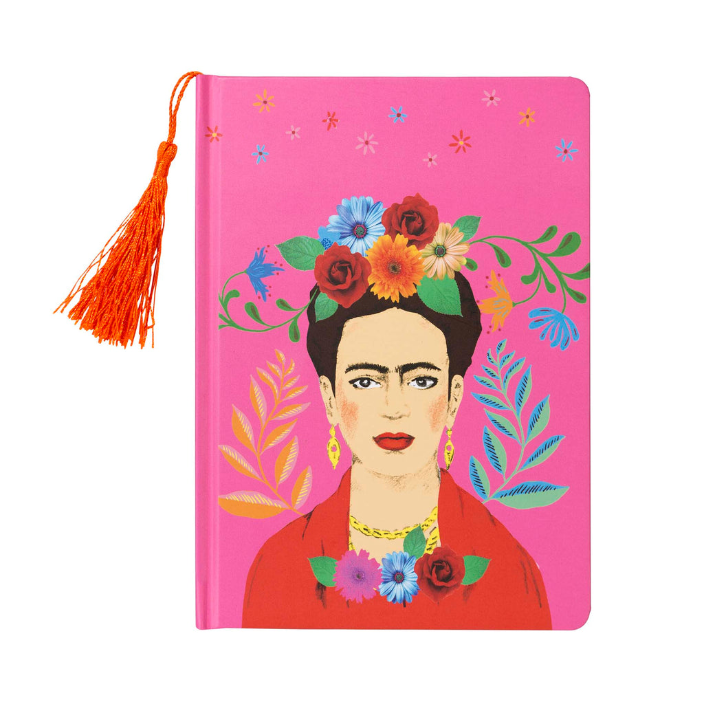 Talking Tables Frida Kahlo™ A5 Notebook