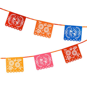 Boho Spice Bunting - Talking Tables EU Public