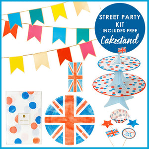 Best of British Street Party Bundle - Talking Tables EU Public