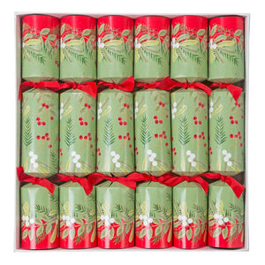 Botanical Berry 12 Inch Bingo Crackers
