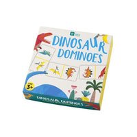 Talking Tables Party Dinosaur Dominoes Game
