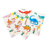 Party Dinosaur Napkins