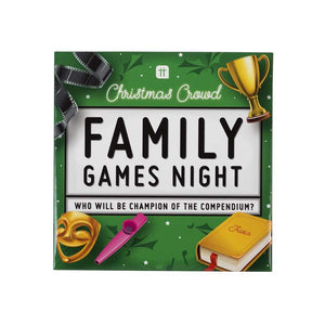 Talking Tables Christmas Entertainment Family Trivia Game