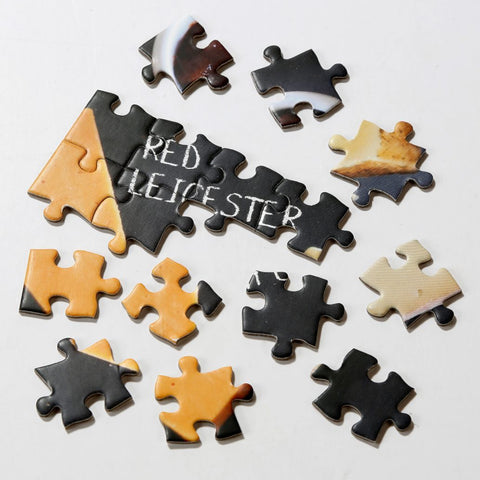 Cheese Jigsaw Puzzle 250 pieces - Talking Tables EU Public