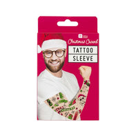 Christmas Entertainment Tattoo Sleeve