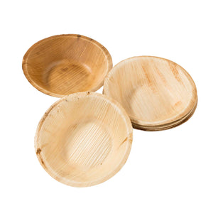 Talking Tables Eco-Friendly Palm Leaf Small Bowls