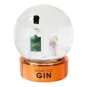 Gin Snow Globe - Talking Tables EU Public