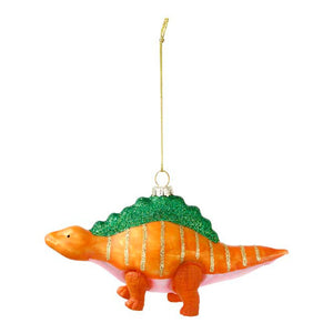 Dinosaur Glass Tree Decoration - Talking Tables EU Public