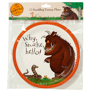 Talking Tables Gruffalo Paper Plates