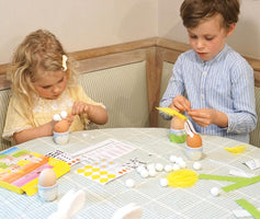Hop Over The Rainbow Easter Egg Decorating Kit