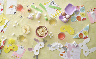 Hop Over The Rainbow Egg Decorating Kit - Talking Tables EU Public