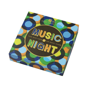 Host Your Own Music Night - extra cards