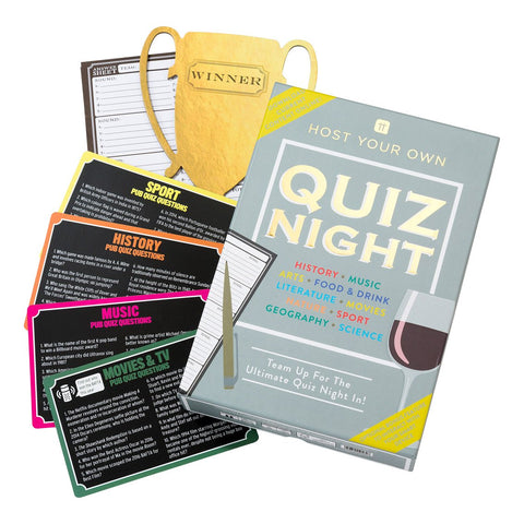 Host Your Own Quiz Night - Talking Tables EU Public