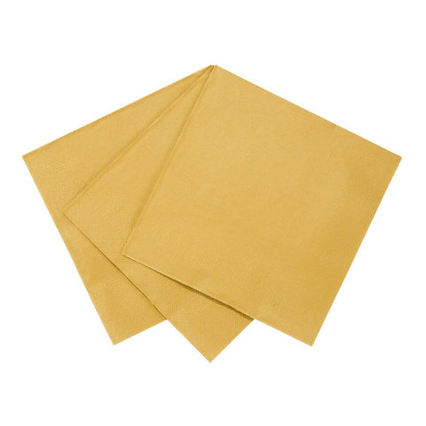 Luxe Gold Napkin