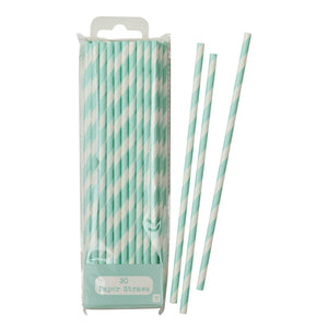 Mix & Match Mint Straws