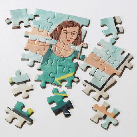 Pick Me Up jigsaw Puzzle Yoga 500 pieces - Talking Tables EU Public