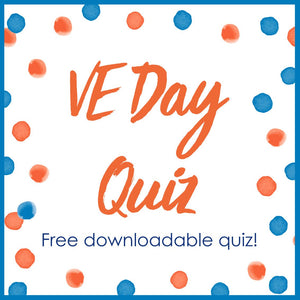 Printable - VE Day Quiz - Talking Tables EU Public