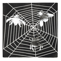 Skeleton Crew Web Napkin