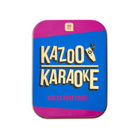 Talking Tables Kazoo Karaoke In a Tin