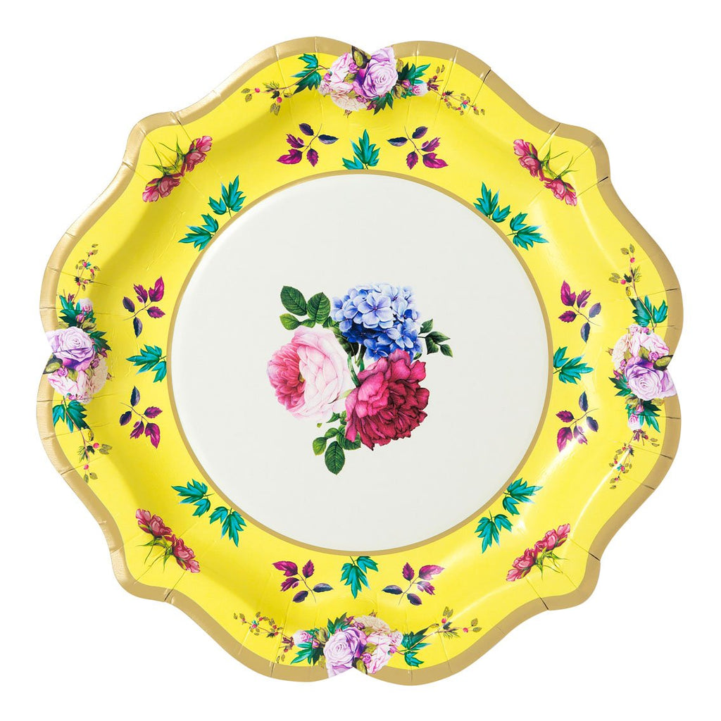 Truly Scrumptious Plates
