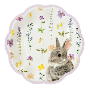 Truly Bunny Plates