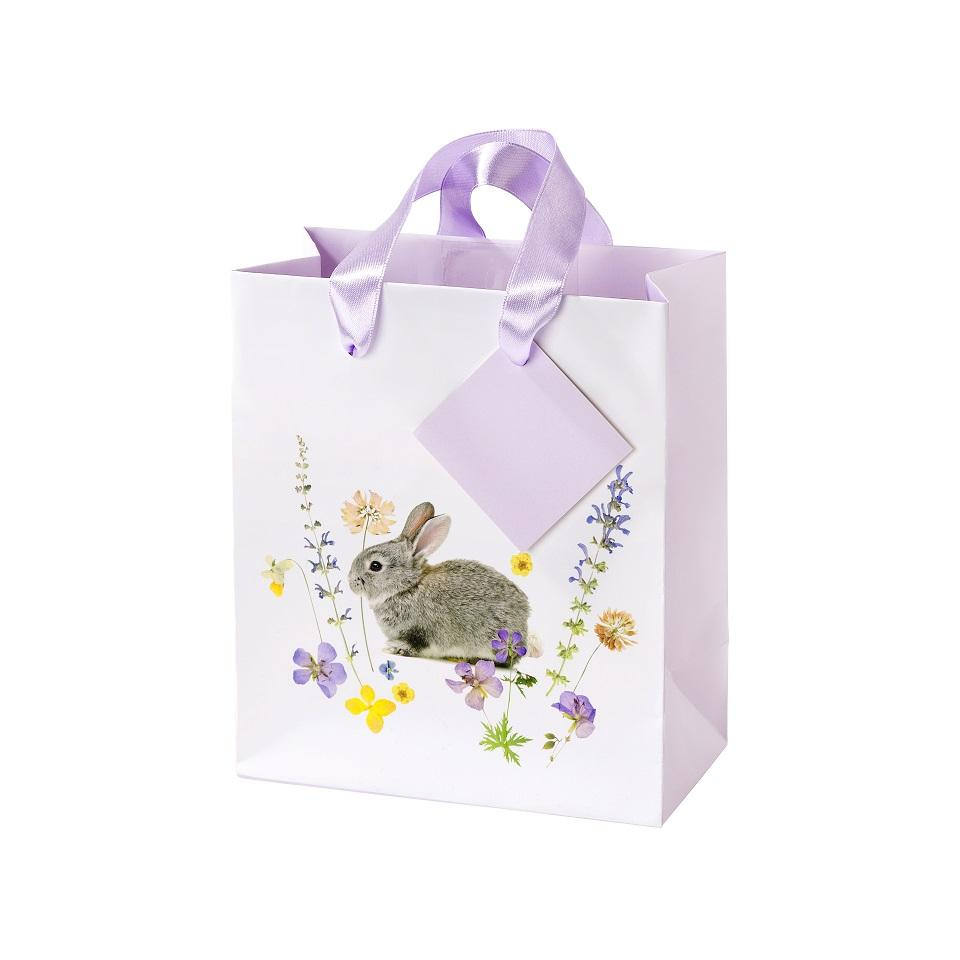 Truly Bunny Small Gift Bag