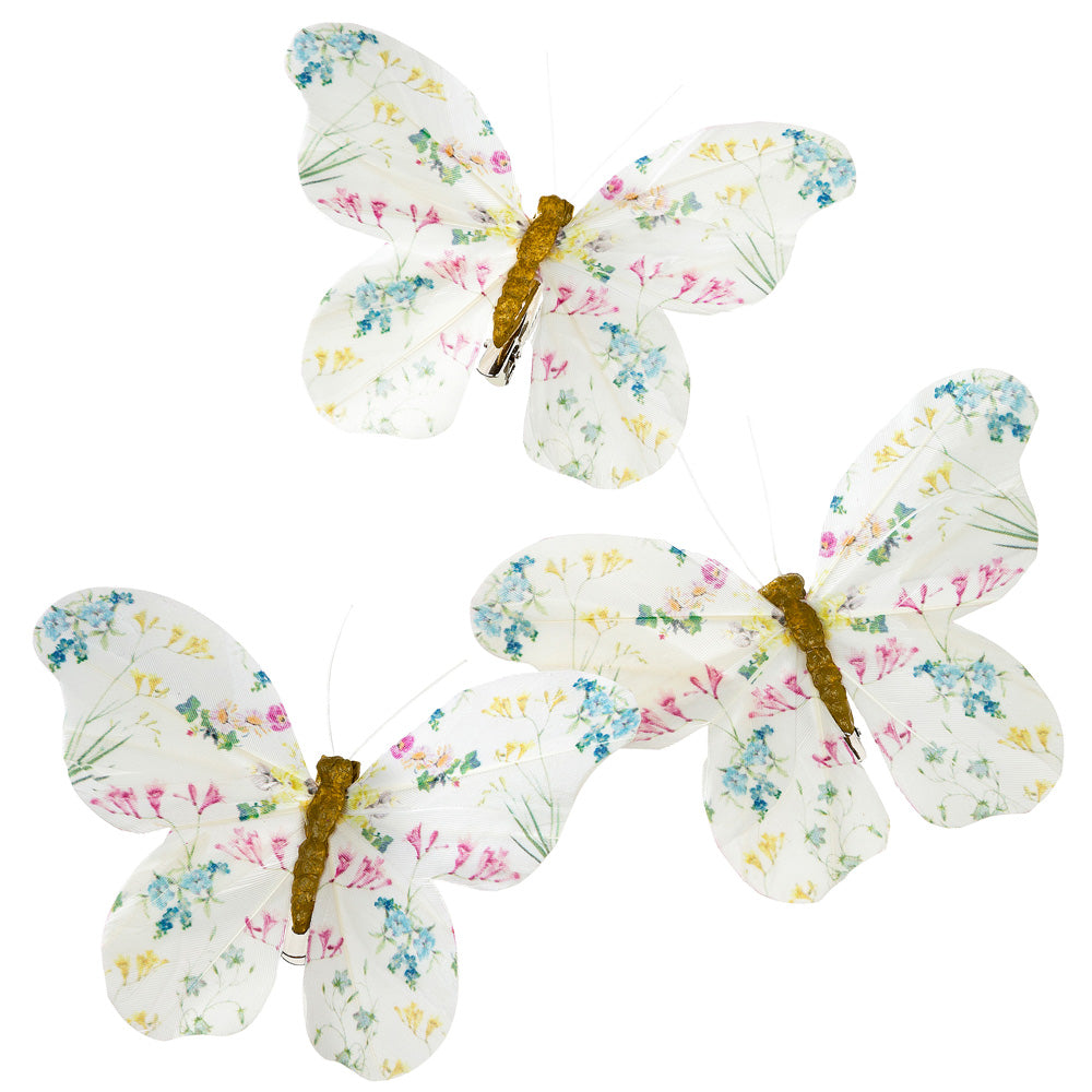 Truly Fairy Butterfly Clips