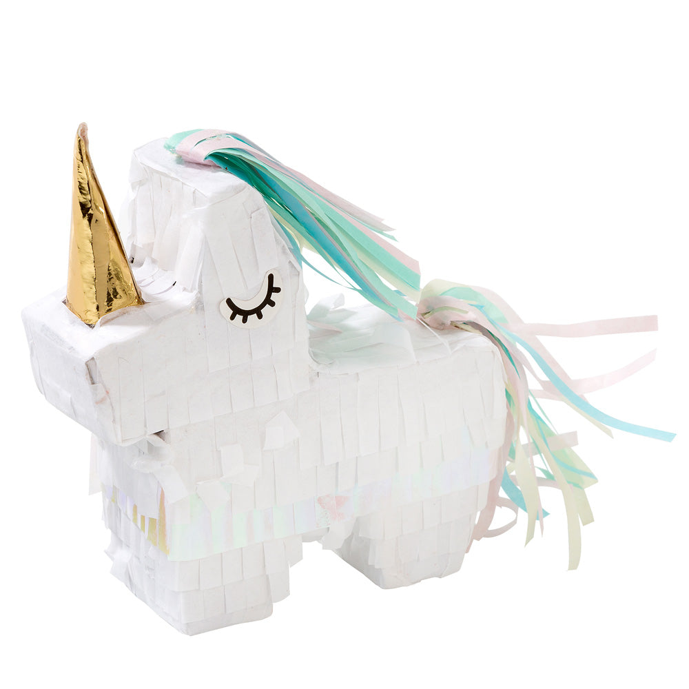 We Heart Unicorns Mini Pinata