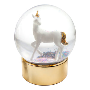 We Heart Unicorns Snowglobe