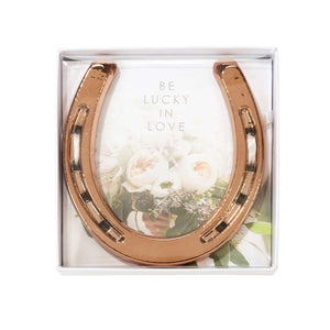 Modern Romance Rose Gold Horse Shoe