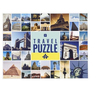 Worldly Wise Landmark Puzzle