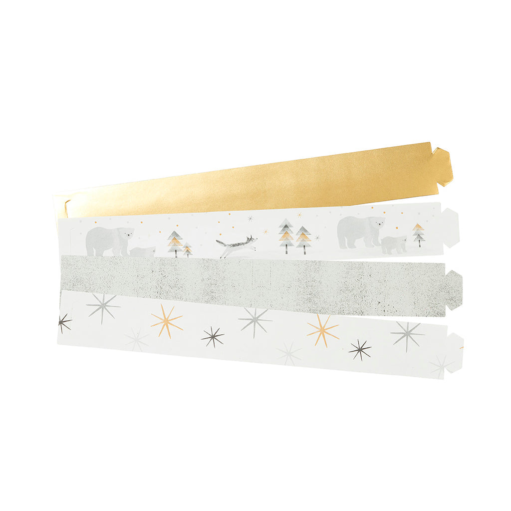 Nordic Christmas Paper Chains