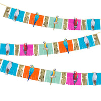 Carnival Fiesta Tropical Bird Garland