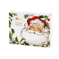Talking Tables Botanical Santa Faux Snow