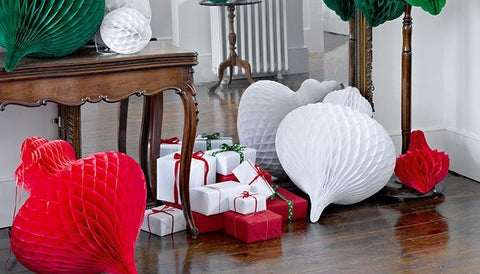 Decadent Decs Giant Honeycomb Bauble XXL - Talking Tables EU Public