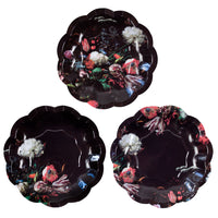Talking Tables Party  Porcelain Baroque Small Paper Plates