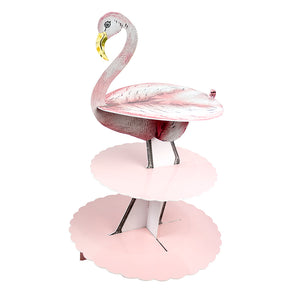 Truly Flamingo Treat Stand