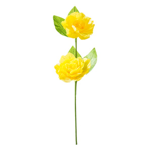 Decadent Decs Yellow Flower