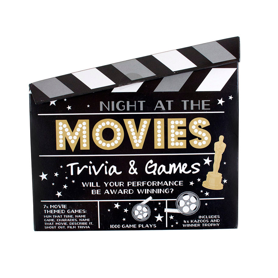 Night at the Movies Trivia