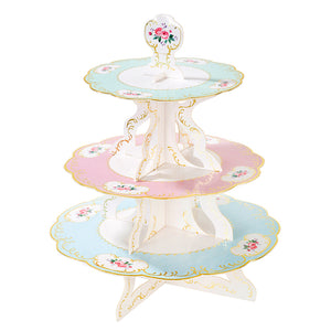 Talking Tables Truly Chintz Cakestand